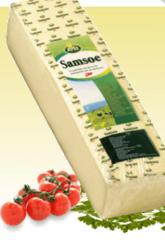 Arla Samsoe  Ημίσκληρο τυρί με ήπια γεύση
