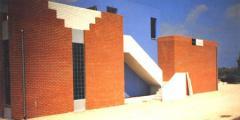 Τουβλα Εμφανη Εξωτερικης Τοιχοποιϊας