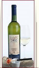 Λευκος ξηρος οίνος RODOS  2400