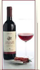 Ερυθρος ξηρος οίνος CHEVALIER DE RHODES