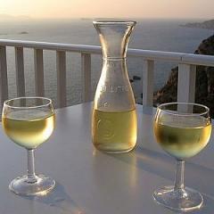 Κρασιά από ελληνικό παραγωγό