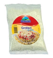 Τριμμένο τυρί Grated από φυτικά λιπαρά με γεύση
