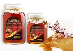 Μέλι της CretaVita  από άγρια κονωφόρα δέντρα