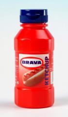 Ketchup Απαλο Brava 270gr