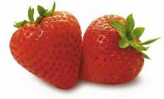 Φραουλες ελληνικές / εισαγωγής