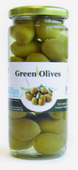 Olives  in a wide range of various packages