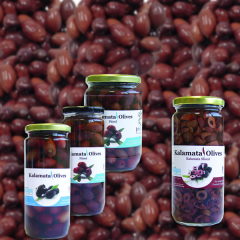 Kalamata Olives (good qualities)