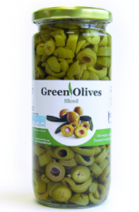 Green Olives high qualities