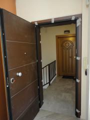 Θωρακισμένες πόρτες υψηλών προδιαγραφών ασφάλειας