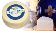 Εκλεκτό τυρί ΒΥΖΑΝΤΙΝΟ ΣΚΛΗΡΟ ΤΥΡΙ