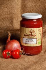 Προϊόντα ντομάτας