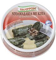 Ντολμαδάκια  με  κιμά σε συσκευασία 190g