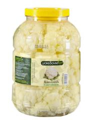 Canned cauliflower