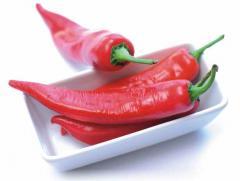 Κόκκινες πιπεριές Φλωρίνης