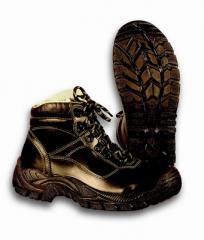Παπούτσια ασφαλείας ψηλά S658CE