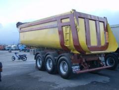 Μεταχειρισμένες ρυμουλκες και φορτηγά οχήματα