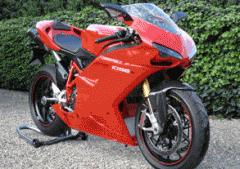 Εμπορία καινούργιων και μεταχειρισμένων  μοτοσικλέτεων