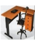 Επιπλα γραφείου από ξύλο και μετάλλου