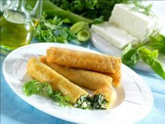 Greek Rolls Feta & Herbs