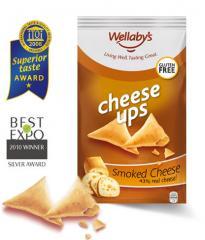 Τυρένιο σνακ  Cheese Ups