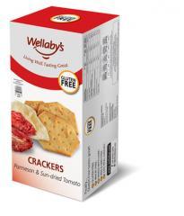 Crackers Parmesan & Sun-dried Tomato
