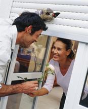 Ρολά αλουμινίου για πόρτες/παράθυρα