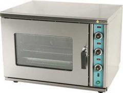 Κυκλοθερμικοί ηλεκτρικοί φούρνοι με προσθήκη ατμού