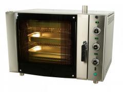 Κυκλοθερμικοί ηλεκτρικοί φούρνοι με προσθήκη ατμού F70, F72