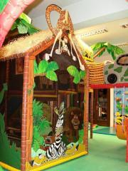 Παιδοτοπος Girafe (con-0102)