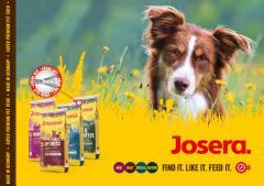 Σκυλοτροφές JOSERA (MINI, DAILY, SPECIAL, NATURE)