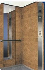 Ολοκληρωμένα συστήματα ανελκυστήρων.