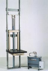 Υδραυλικός μηχανισμός ανύψωσης φορτίων