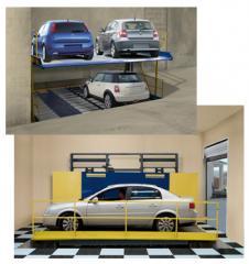 Υδραυλικά συστήματα στάθμευσης KleemannPark
