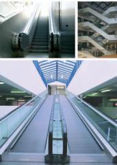 Κυλιόμενες σκάλες / διάδρομοι