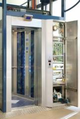 Ανελκυστήρες χωρίς μηχανοστάσιο
