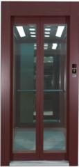 Πόρτες 2φυλλη γυάλινη