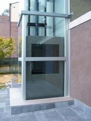 Ανελκυστήρας για εγκαταστάσεις όπου δεν υπάρχει