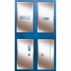 Ημιαυτόματες Πόρτες Ορόφου