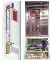 Μηχανικός ανελκυστήρας χωρίς μηχανοστάσιο