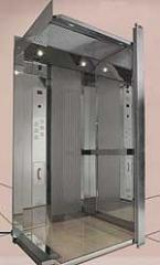 Ανελκυστήρες με όλα τα αξεσουάρ