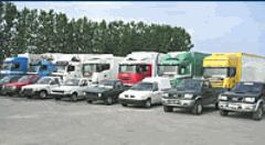 Εισαγωγή και εμπορία μεταχειρισμένων φορτηγών