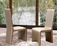 Καρέκλα Space Καρυδιά