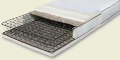 Στρώμα με βελτιωμένα φυσικά οικολογικά υλικά και