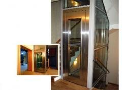 Δραυλικός ανελκυστήρας κατοικιών με η χωρίς