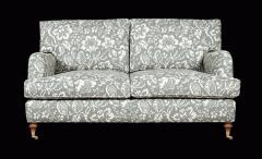 Καναπέδες με γιούτα και αφρολέξ υψηλής πυκνότητας.