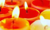 Κεριά απο ελληνικό παραγωγό