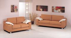 Αλόνι No 131 μοντέρνος καναπές σετ 2 τεμ.