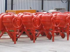 Concrete mixer trucks