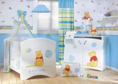 Βρεφικό Δωμάτιο Winnie. Προίκα Μωρού
