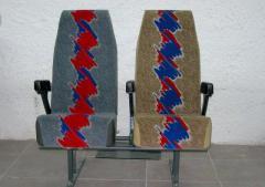 Κάθισμα μονό, διπλό, τριπλό, τετραπλό τύπου